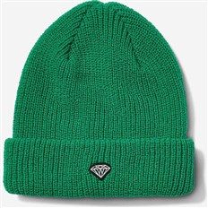 Beanie DIAMOND - Brilliant Patch Beanie Kelly Green (KEL)
