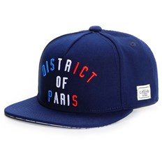 Caps CAYLER & SONS - District Of Paris (NAVY RED WHITE)