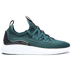 Shoes SUPRA - Factor Evergreen-White (320)