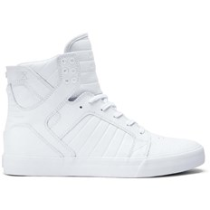Shoes SUPRA - Skytop White White - Red (149)