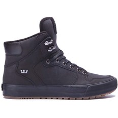Shoes SUPRA - Vaider Cw Black-Black/Dark Gum (060) (060)