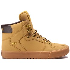 Shoes SUPRA - Vaider Cw Amber Gold-Light Gum (715)