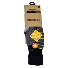 Socks BURTON - M Mrno Phase Sk 3Pr True Black (002)
