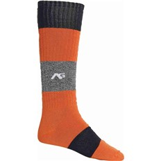 Socks ANALOG - Rancid Sock Safety Orange (801)
