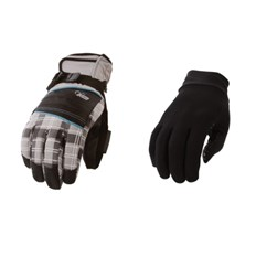 Gloves POW - Astra Grey-993 (GREY-993)