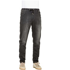 Pants REELL - Jogger Jeans Black Wash (BLACK WASH)