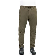 Pants REELL - Flow Pant Olive (160)