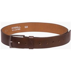 Belt REELL - Grain Belt Darkbrown (DARKBROWN)