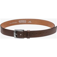 Belt REELL - Punched Belt Brown  (Brown )