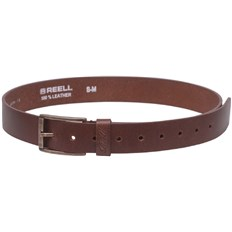Belt REELL - Narrow Belt Vintage Brown (VINTAGE BROWN)