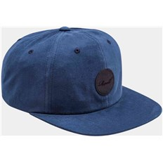 Caps REELL - Flat 6-Panel Cap Blue (BLUE)