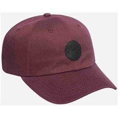 Caps REELL - Dad Cap Cotton Twill Aubergine (AUBERGINE)