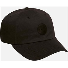 Caps REELL - Dad Cap Cotton Twill Black (BLACK)