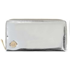 Wallet MI-PAC - Zip Purse  Mirror SIlver (043)