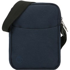 MI-PAC - Flight Bag Canvas Blue Black (A14)
