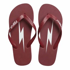 Flip- Flops FOX - Throttle Maniac Flip Flop Dark Red (208)