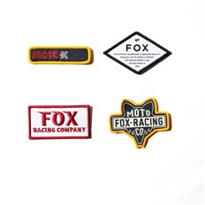 Badge FOX - Patch Pack Misc (582)