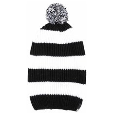 Beanie NUGGET - Aggy C Black/White (103)