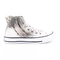 CONVERSE - CT AS Dual Zip Wash White/Black/White (WHITE/BLACK/WHITE)
