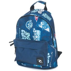 Backpack RIP CURL - Mini Dome Heritage Logo Blue (70)