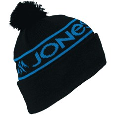 Beanie JONES - Chamonix (BLK-BLUE)