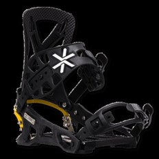 Binding KARAKORAM - Connect + Split Interface (BLACK)