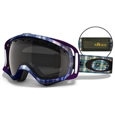 Goggle OAKLEY - Danny Kass Signature Series Crowbar Grunge/Grey Polarized (GRUNGE GREY POLARIZE)