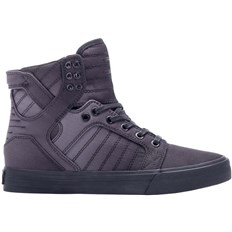 Shoes SUPRA - Skytop Black/ Black Fade-Black (014)