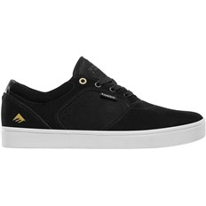 Shoes EMERICA - Figgy Dose Black/White/Gold (715)
