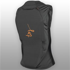 Protector TSG - Backbone Vest Wmn D3O Black Orange (114)