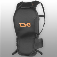 Protector TSG - Backbone Tank D3O Black Orange (114)