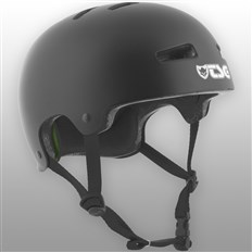 Helmet TSG - Evolution Solid Color Satin Black (147)