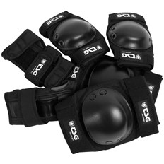 Protector TSG - Junior-Set Black (102)