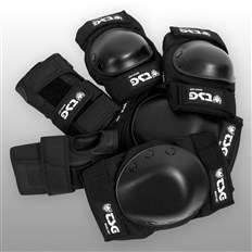 Protector TSG - Basic-Set Black (102)