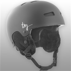 Helmet TSG - Lotus Solid Color Satin Black (147)