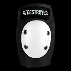 DESTROYER - Am Elbow Black/White (BWT)
