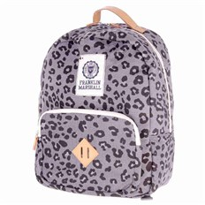 Backpack FRANKLIN & MARSHALL - Fashion backpack - leopard all over (71)