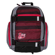 Backpack NITRO -  Local Red Stripes (002)