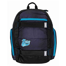 Backpack NITRO -  Local Blur Blue Trims (005)