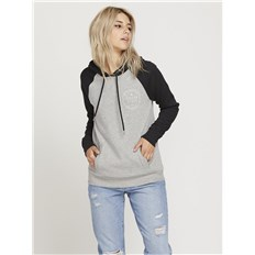 Sweatshirt VOLCOM - Mind Your Hoodi  Heather Grey (HGR)