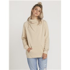 Sweatshirt VOLCOM - Walk On By High Neck  Oxford Tan (OXF)