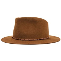 Hat BRIXTON - Baltimore Fedora Coffee (COFFE)