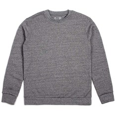 Sweatshirt BRIXTON - Basic Crew Fleece Heather Grey (HTGRY)
