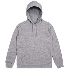 Sweatshirt BRIXTON - Basic Hood Fleece Heather Grey (HTGRY)