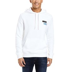 BENCH - Hoodie Bright White (WH11185)
