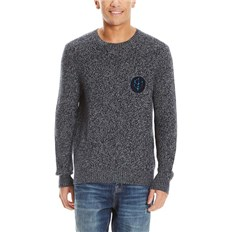 Sweatshirt BENCH - C Neck With Badge Night Sky (BL11355)