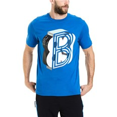 BENCH - Graphic Tee Dark Blue (BL103)