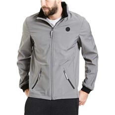 BENCH - Softshelll Jacket Dark Grey (GY149)