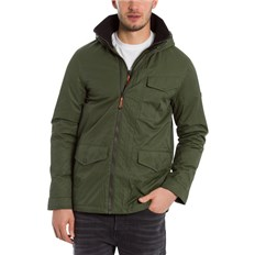 Jacket BENCH - Nylon Cototn Kombu Green (KH11469)