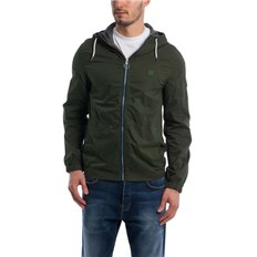 Jacket BENCH - Easy Washed Cotton Kombu Green (KH11469)